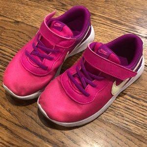 Little Girl's Nike Sneakers!